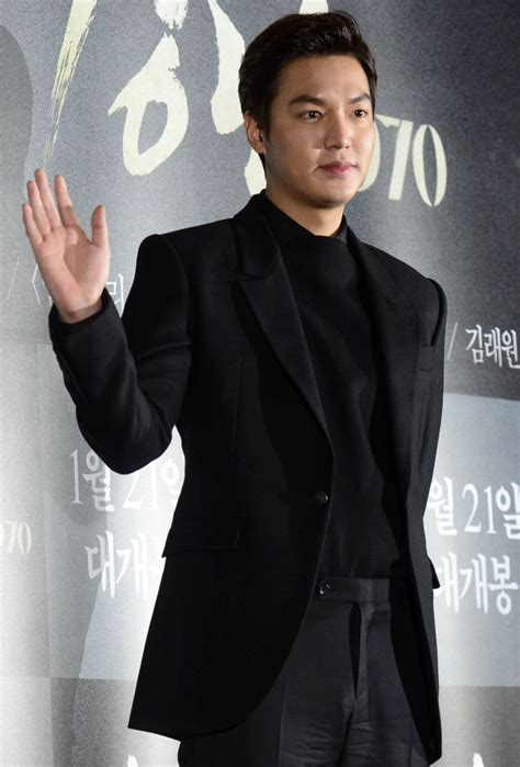 lee min ho new film bounty hunters lee min ho to star in bounty hunters