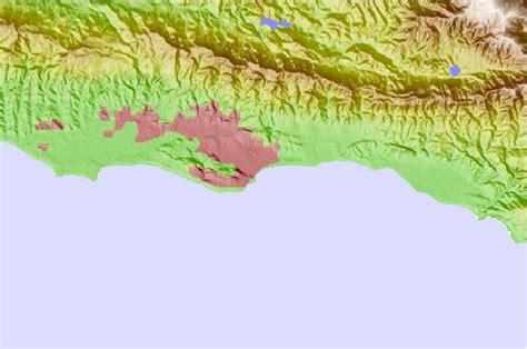 santa barbara california tide station location guide