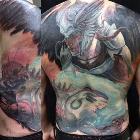 valkyrie tattoo designs  men norse mythology ink ideas