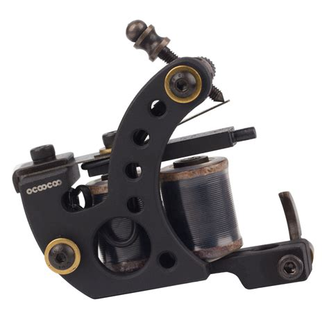tattoo machine in japan ocoocoo zuan st300 japan ofc warps coils carved iron