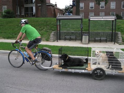 trailer for bike heavy duty bicycle cargo trailers bikes at work
