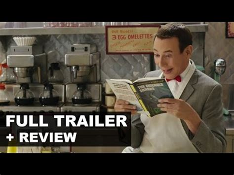 big top pee wee trailer youtube pee wee s big holiday trailer trailer review netflix