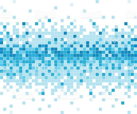 abstract pattern blue abstract blue check technology pattern background stock