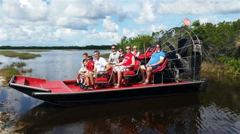 fan boat tours florida corey billies fan boat picture of vantastic tours marco