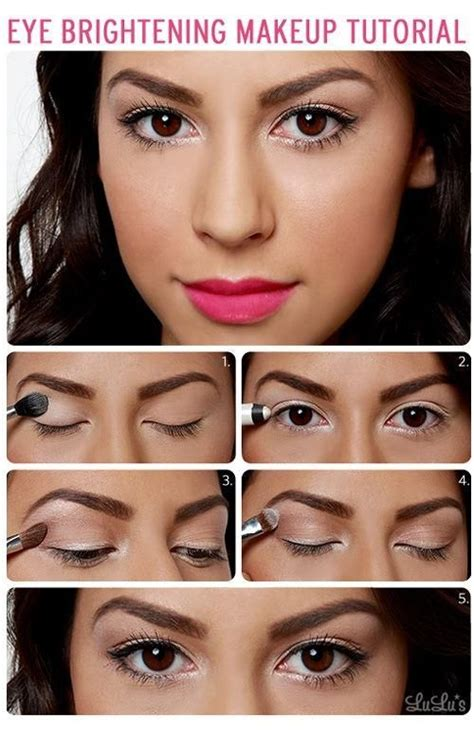 10 Tips For The Make Up Look by 23 Great Makeup Tutorials And Tips Style Motivation
