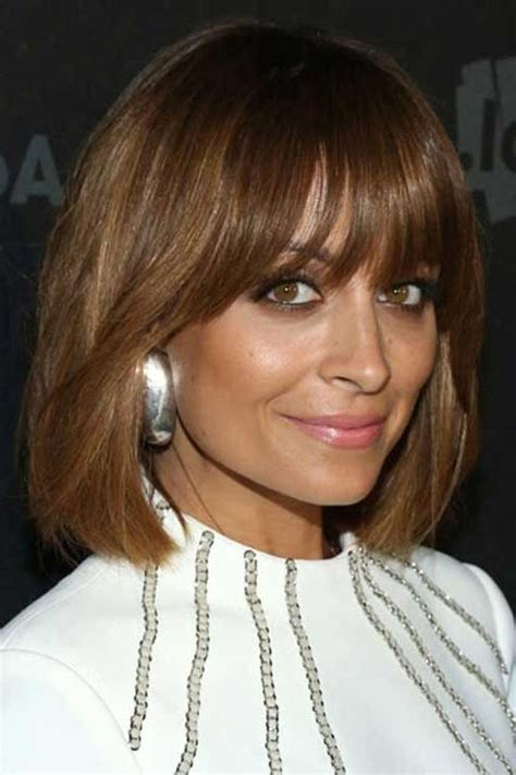 Richie Hairstyles by 2018 Popular Richie Shoulder Length Bob Hairstyles