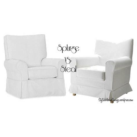 nursery glider slipcover the 25 best ideas about glider slipcover on pinterest