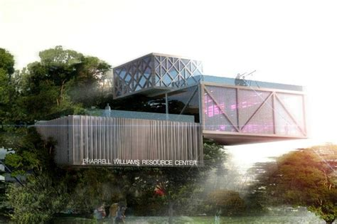 pharrell house rapper pharrell williams oppenheim architecture to build