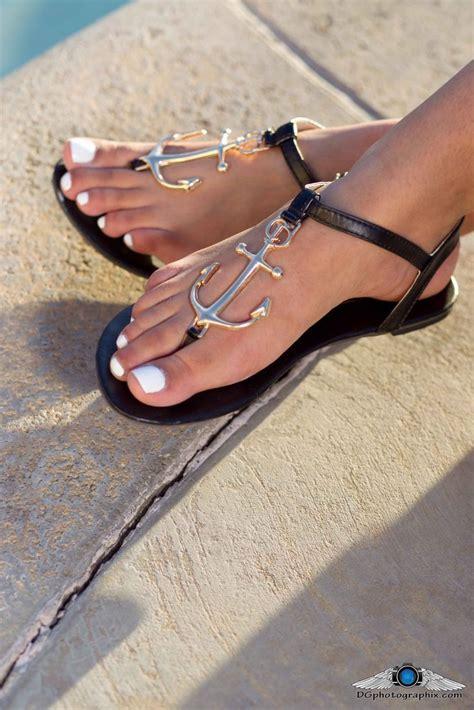 anchor sandals between seasons boutique black jerry anchor sandals