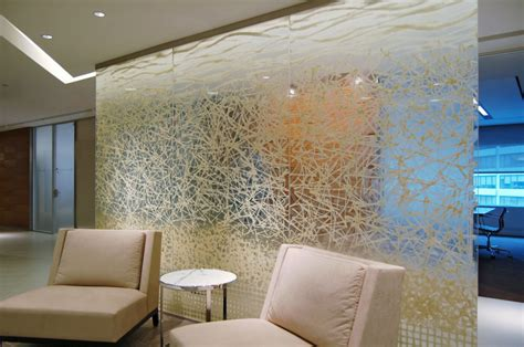 Architectural Glass Panels Laminated Glass Panel Precious Pieces Architectural Parchment For Interiors