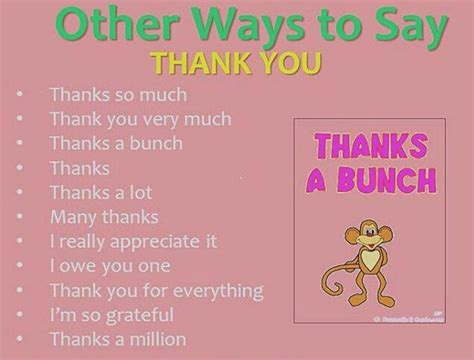 7 Ways To Say I You by Without Tears Other Ways To Say Quot Thank You Quot And