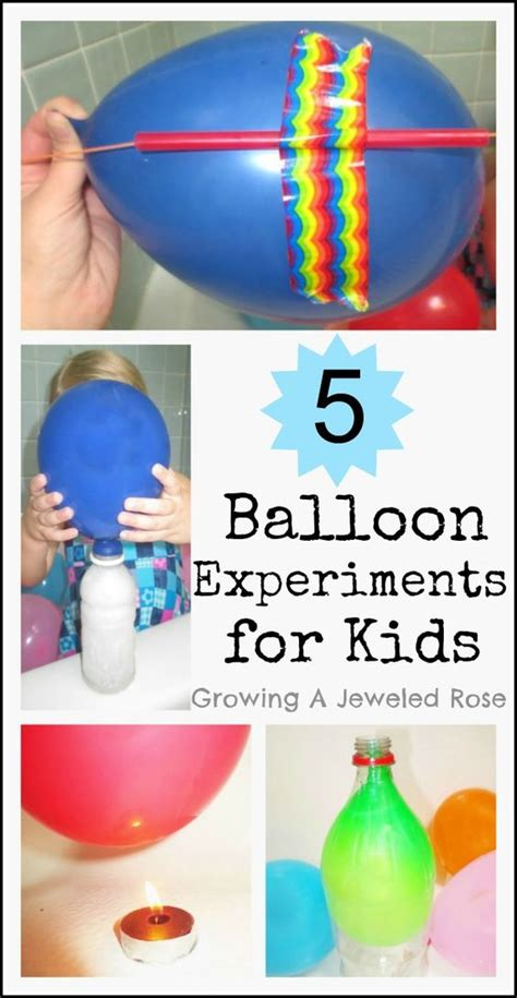 bathtub science experiments bath activities for kids balloon experiments for kids