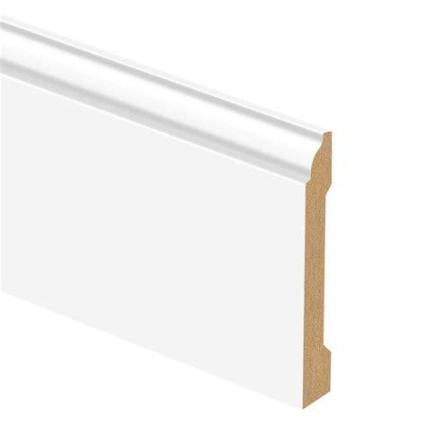 zamma white 9 16 in thick x 5 1 4 in wide x 94 in