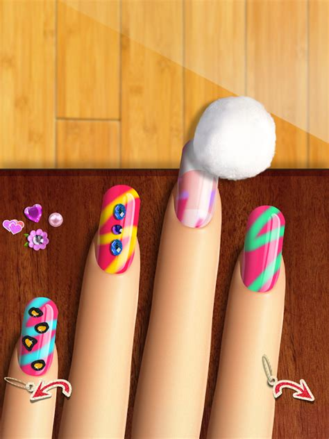 painting nails dress up nail salon manicure android apps on play