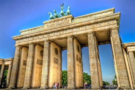la porta di brandeburgo porta di brandeburgo a berlino