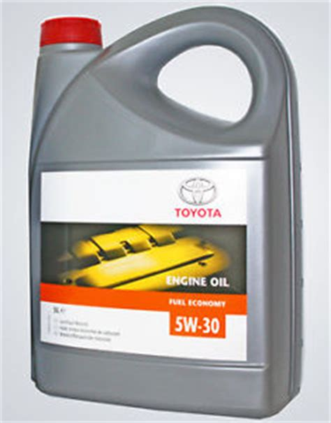 Toyota Synthetic Genuine Toyota Engine Motor 5 Litres Chevron Texaco