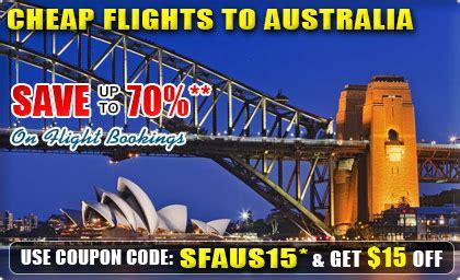 airfares to australia