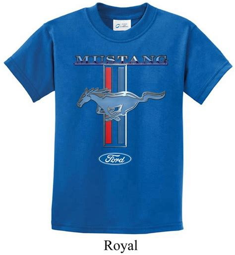 ford mustang shirt mustang stripe t shirt ford