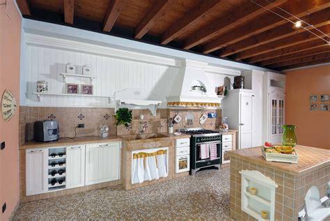 struttura cucina in muratura cucina in muratura 70 idee per cucine moderne rustiche
