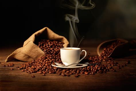 coffee beans backgrounds  powerpoint templates