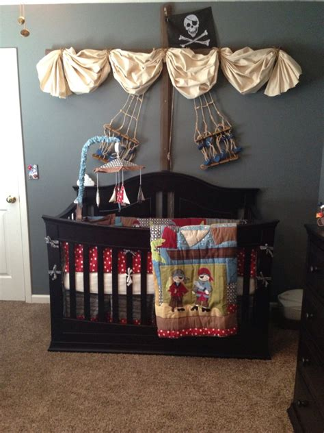 home design pirate baby room
