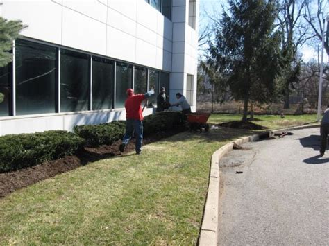 Commercial Landscape Services Provided By Advanced Land Commercial Landscape Services