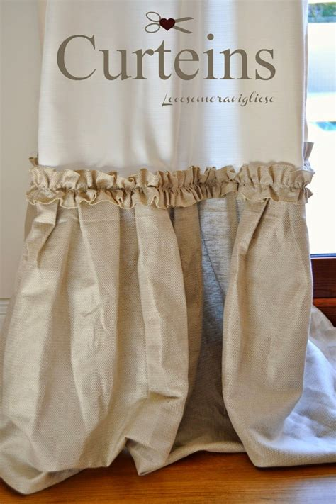 tendaggi country chic lecosemeravigliose shabby e country chic passions tende
