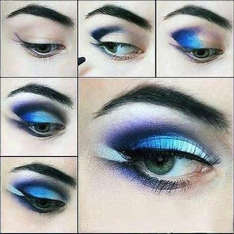 step  step eye makeup tutorials