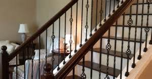 Banister Spindles Replacement Iron Balusters For Interior Quotes
