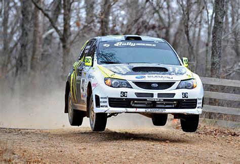 Auto Rally Usa by Subaru Returns To International Rally But Not To Wrc