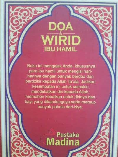 Buku Bingkisan Istimewa Untuk Ibu Tuntunan Praktis A Z buku saku doa dan wirid ibu toko muslim title