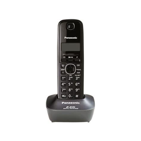 Panasonic Kx Tg3411 Telephone Wireless Hitam 綷 綷 綷寘 kx tg3411 綷寘 寘 崧
