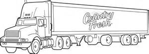 truck coloring pages pictures of big trucks for activity shelter