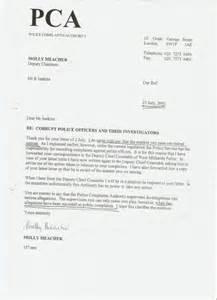 Pca Cover Letter by Home Page Www No Justice Org Uk