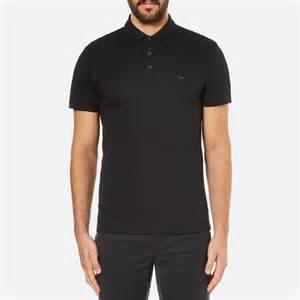 Ready Stock Code Mk Grommet Large Black michael kors s sleek mk polo shirt black clothing