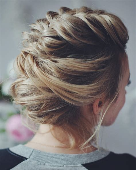 Hairstyle Updo by Prom Hairstyles Easy Prom Hairstyles For And Medium