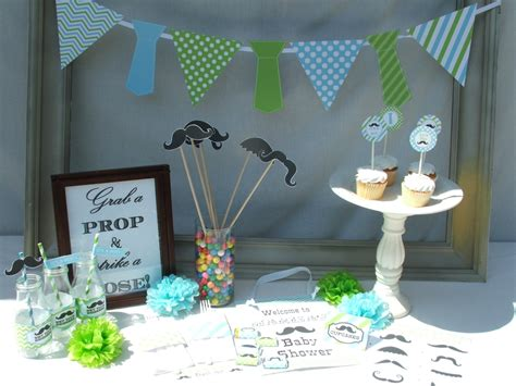 Blue And Green Baby Shower Decorations by Blue And Green Baby Shower Decorations Best Baby Decoration