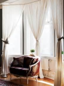 How To Decorate Windows With Curtains Simple And Trendy Grey Window Curtain Treatment Ideas With