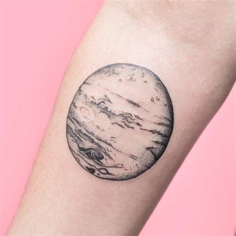 planet ink tattoos solar system venus and tatting