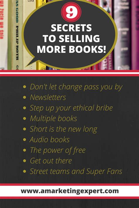 secrets to effective author marketing it s more than buy my book career author secrets volume 3 books 9 secrets to selling more books author marketing