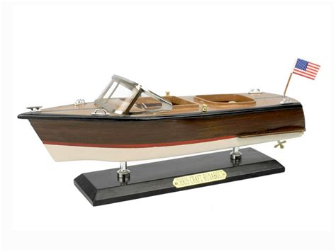 runabout boat top speed wholesale chris craft runabout 14 quot model ship assembled