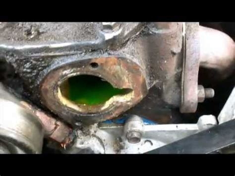 1996 Jeep Grand Thermostat Replacement Thermostat Replacement Overheating Fix Part 1 Jeep