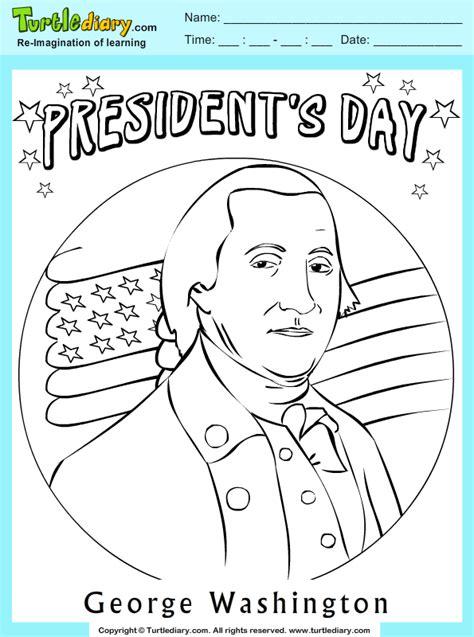 George Washington Coloring Sheet Turtle Diary George Washington Coloring Page