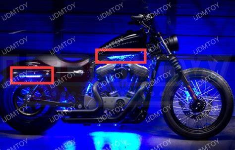 led light strips motorcycle motorcycle engine led lighting kit single color led strips