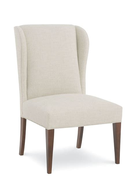 plum island upholstered dining side chair cottage home 174