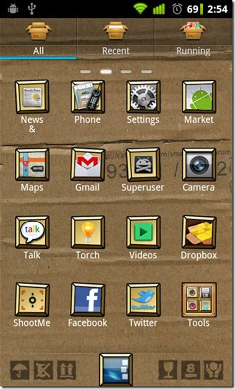 themes for android box 15 best go launcher ex themes for android free download