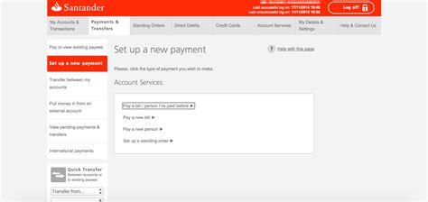 Blank Santander Credit Card Template by Santander Business Credit Card Log On Gallery Card