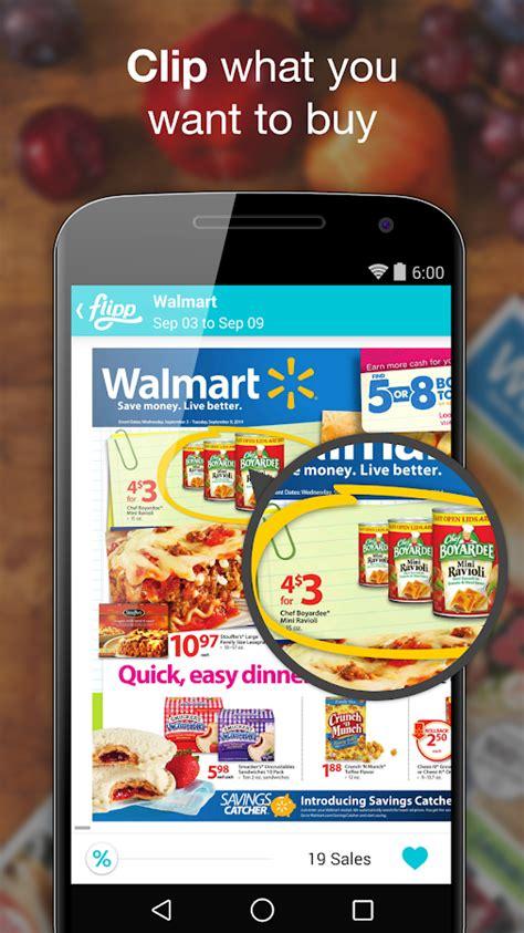 flipp flyers weekly ads screenshot