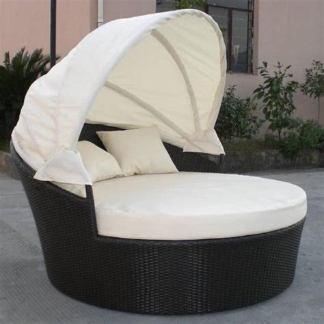 outdoor furniture beds 18 modern outdoor wicker furniture ideas