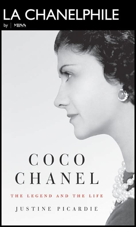 biography of coco chanel book coco chanel the legend and the life by justine picardie